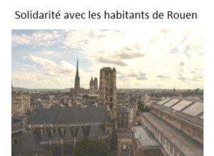Rouen agglomération rouennaise Normandie